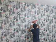 فروش و نصب کاغذ دیواری اقساطی